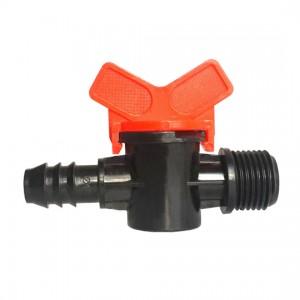 Barb male thread valve AY-4011