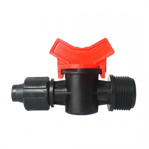 Male thread valve AY-4029